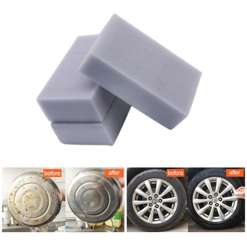 Car Wash Foam Lacquer Coating Sponges Car Maintenance Waxing Sponge For Glass Ceramic Coating Applicator Car Cleaning 10*6*3cm