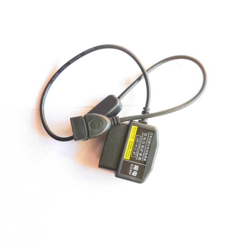 Car OBD to USB2 UNIVERSAL, power off