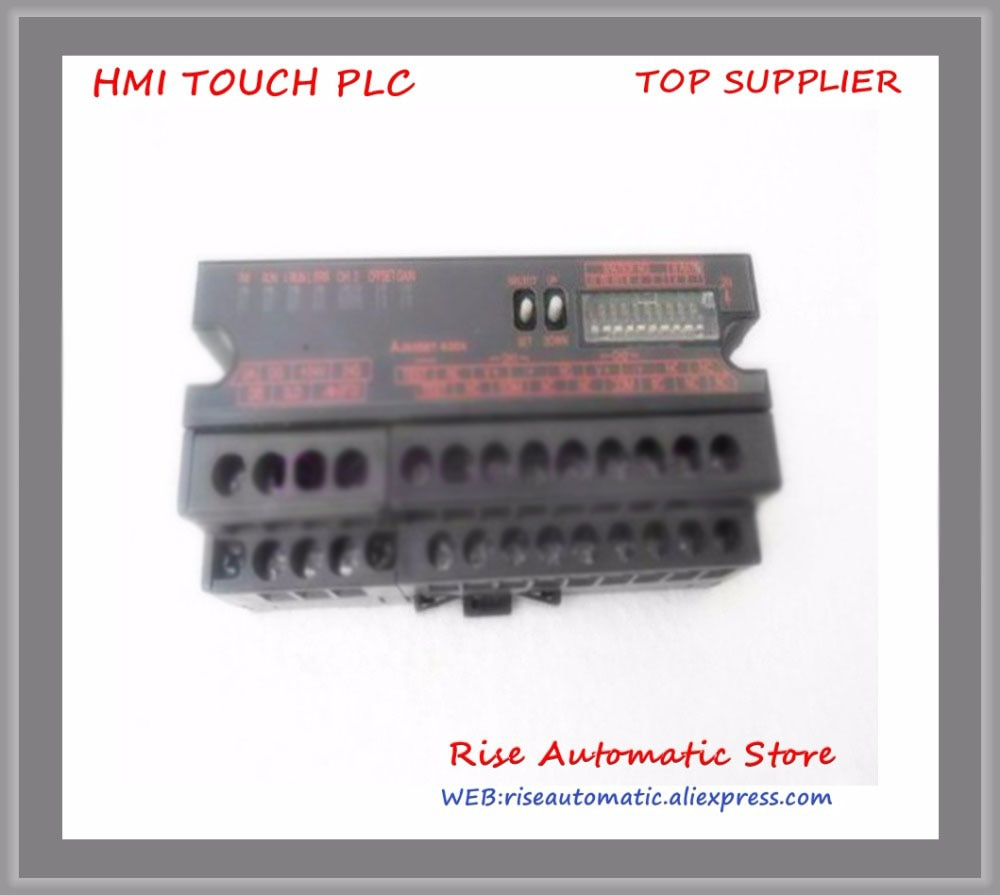 New Original PLC Controller Module AJ65SBT-62DA 100% Test Good Quality