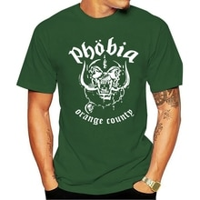2021Fobia Oranje Laranja Countyt (Wormrot Napalm Inseto Guerra Magrudergrind) Mode 100% Katoenen T-shirt