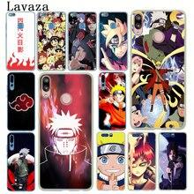 Lavaza Kakashi Naruto Akatsuki Téléphone étui pour huawei P30 P20 P10 P9 Plus P8 Lite Mini 2017 2016 P smart Z 2019