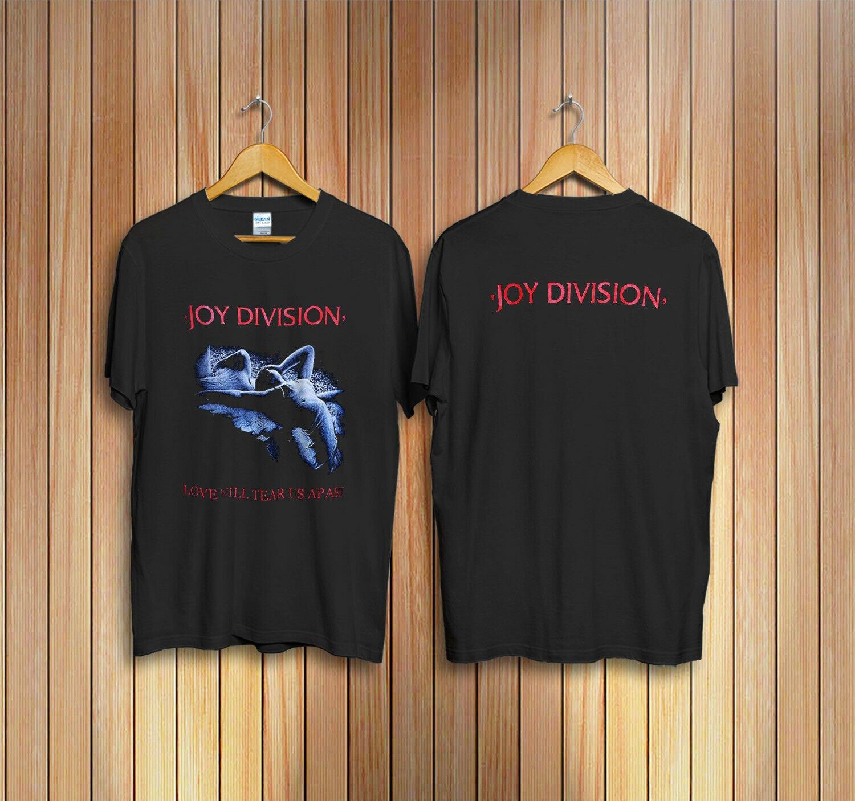 Camiseta clásica de Joy Division Love, nos desgarre
