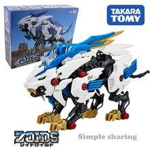 TAKARA TOMY zoïdes Zoid sauvage ZW01 sauvage Liger en plastique modèle Figure wairudoraiga figure transformable jouets