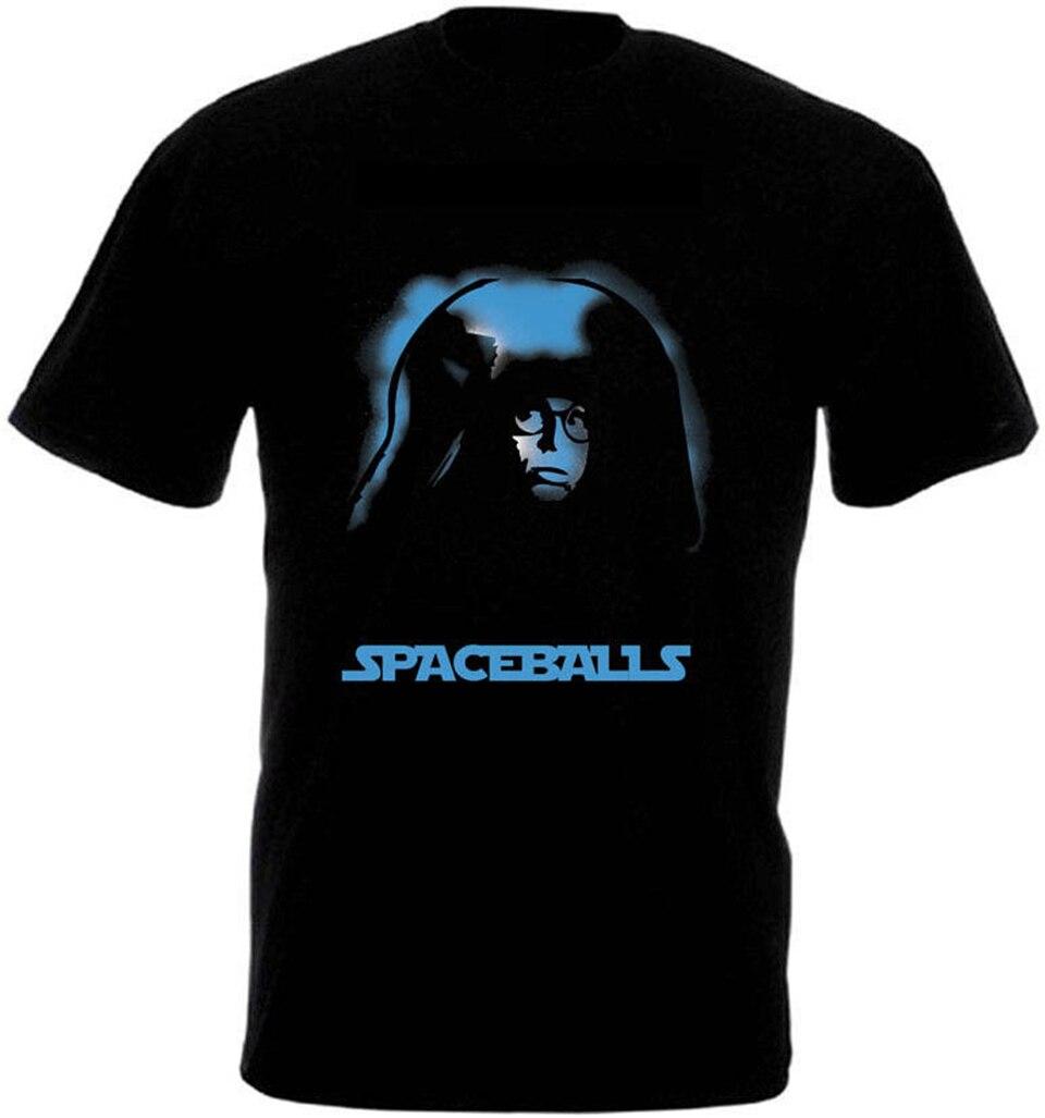 Camiseta Spaceballs V2 póster de película negra todas las tallas S 3Xl camiseta de gimnasio