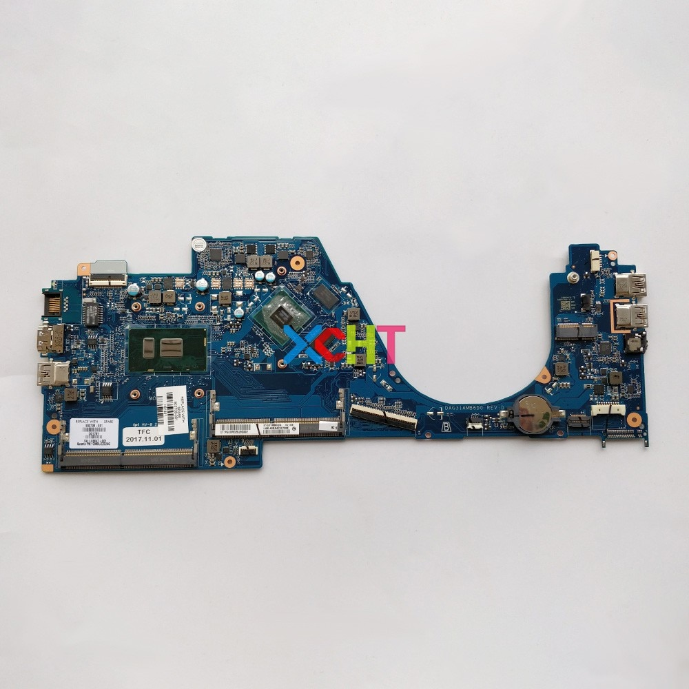 903708-001 903708-601 DAG31AMB6D0 واط i3-7100U وحدة المعالجة المركزية N16S-GTR-S-A2 ل HP بافيليون 14-AL الكمبيوتر المحمول الكمبيوتر المحمول اللوحة الأم