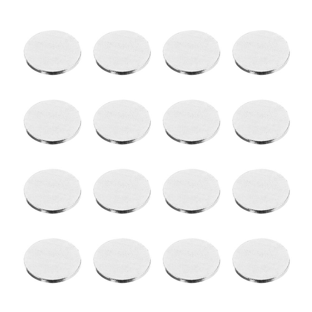 52 шт. круглые ремесла магнит редкоземельный магнит плоский круг доска магнит на холодильник, производство Китай