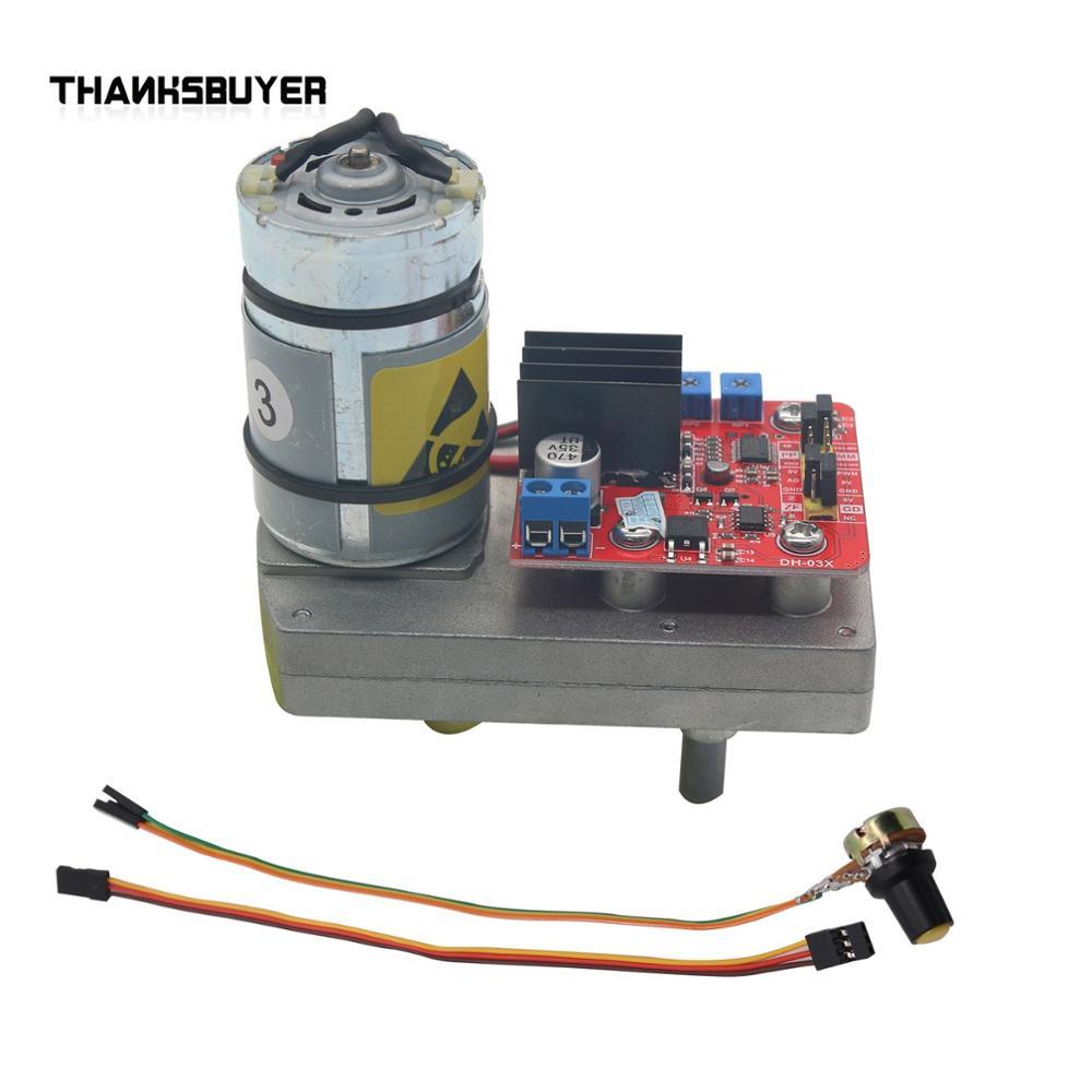 عزم دوران عالية مضاعفات DC12V 24V 180/220/260/300/380 كجم. cm العتاد الصلب ل روبوت الروبوتات الميكانيكية الذراع