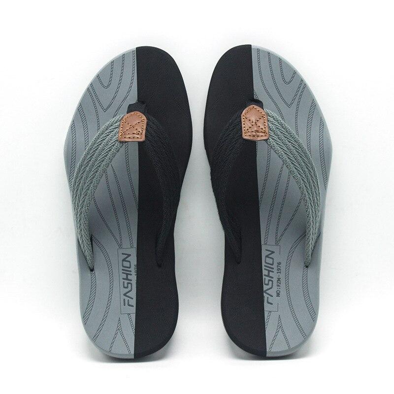 casuais antiderrapantes praia sandalias slides tamanho menbig