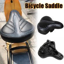 Fahrrad Radfahren Große Bum Sattel Sitz Rennrad MTB Bike Breite Weiche Pad Komfort Kissen Verdicken Dropship Hohe Qualität