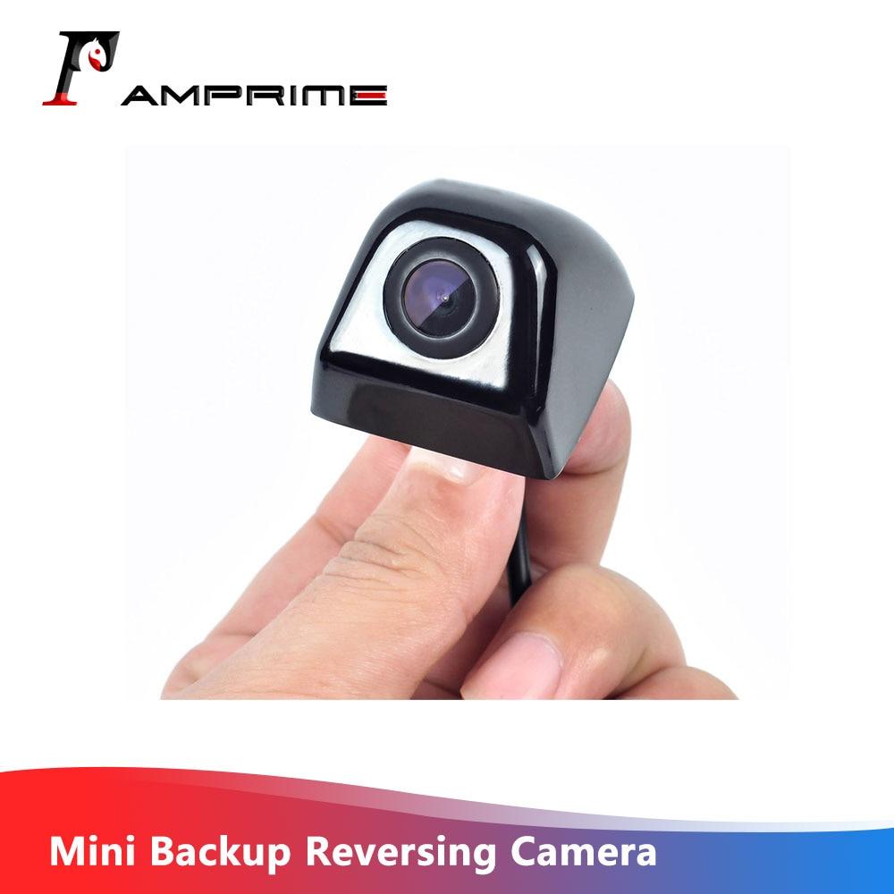 AMPirme Auto Rückansicht Kamera Auto Rück Kamera Park Monitor CCD HD Mini Backup Kamera Parkplatz Umge Assistance
