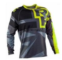 2019 new Enduro Jeresy Downhill Jersey MTB Offroad long motorcycle long motocross Racing Riding Cycling Jersey long T-shirt