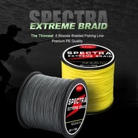 300m 4 strands strong pe braiede fishing line multifilament quality fishing line 10 20 30 40 50 60 80lb for fishing casting line