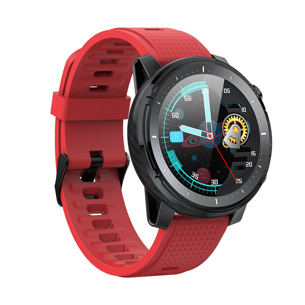 Review L15 Smart Bracelet Heart Rate ECG Monitoring Multifunctional Sports Watch Fitness Tracker Smart Watch