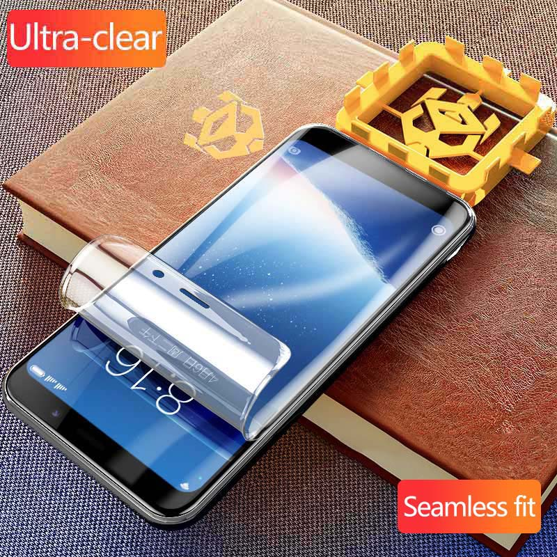Protector de pantalla transparente Ultra transparente para Nokia 3,2 para Nokia 4,2 7,1 3 2 2018 2,2 película trasera a prueba de explosión