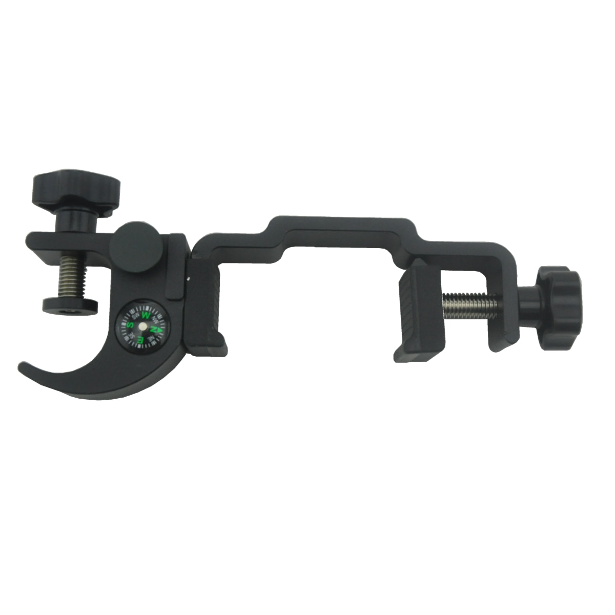 Brand new Corrosion resistant GNSS GPS Pole Clamp with compass &Open Data Collector Cradle pole holder mount dropshipping