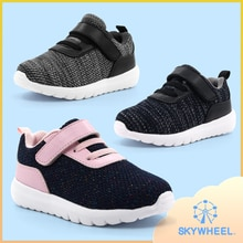 Children School Shoes Kids Lightweight Breathable Running Casual Sports Tennis Sneakers For Girls Bo