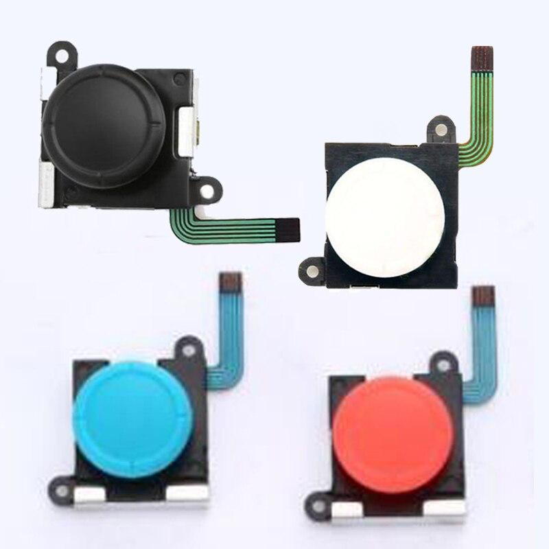 3D Аналоговый джойстик для пальца, ручки, колпачок, кнопка, модуль управления, запасная часть для переключателя, JoyCon NS Joy-Con Control lers
