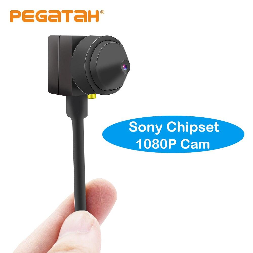 Nueva mini cámara 720P HD AHD Cámara 1.3MP StarLight iluminación seguridad CCTV Cámara soporte salida de Audio BNC conector de vídeo