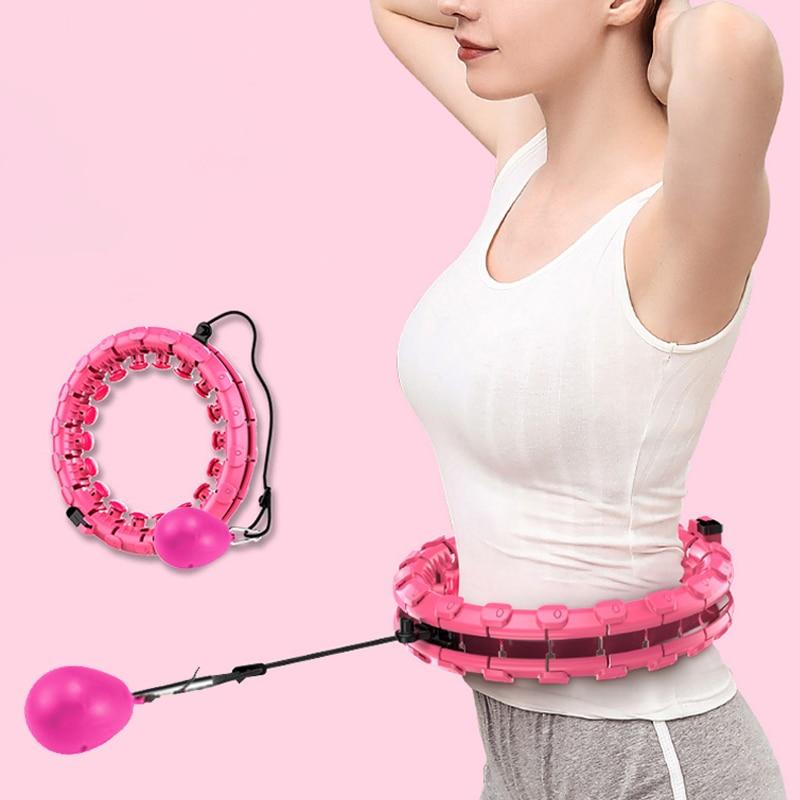 حلقة عد ذكية للياقة البدنية ، حلقة رياضية ذكية قابلة للتعديل ، معدات لياقة بدنية ، تدريب منزلي ، توصيل مباشر