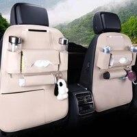 car seat cushion car seat storage bag creative car organizer car back seat bag car seat cover multifunctional seat cover