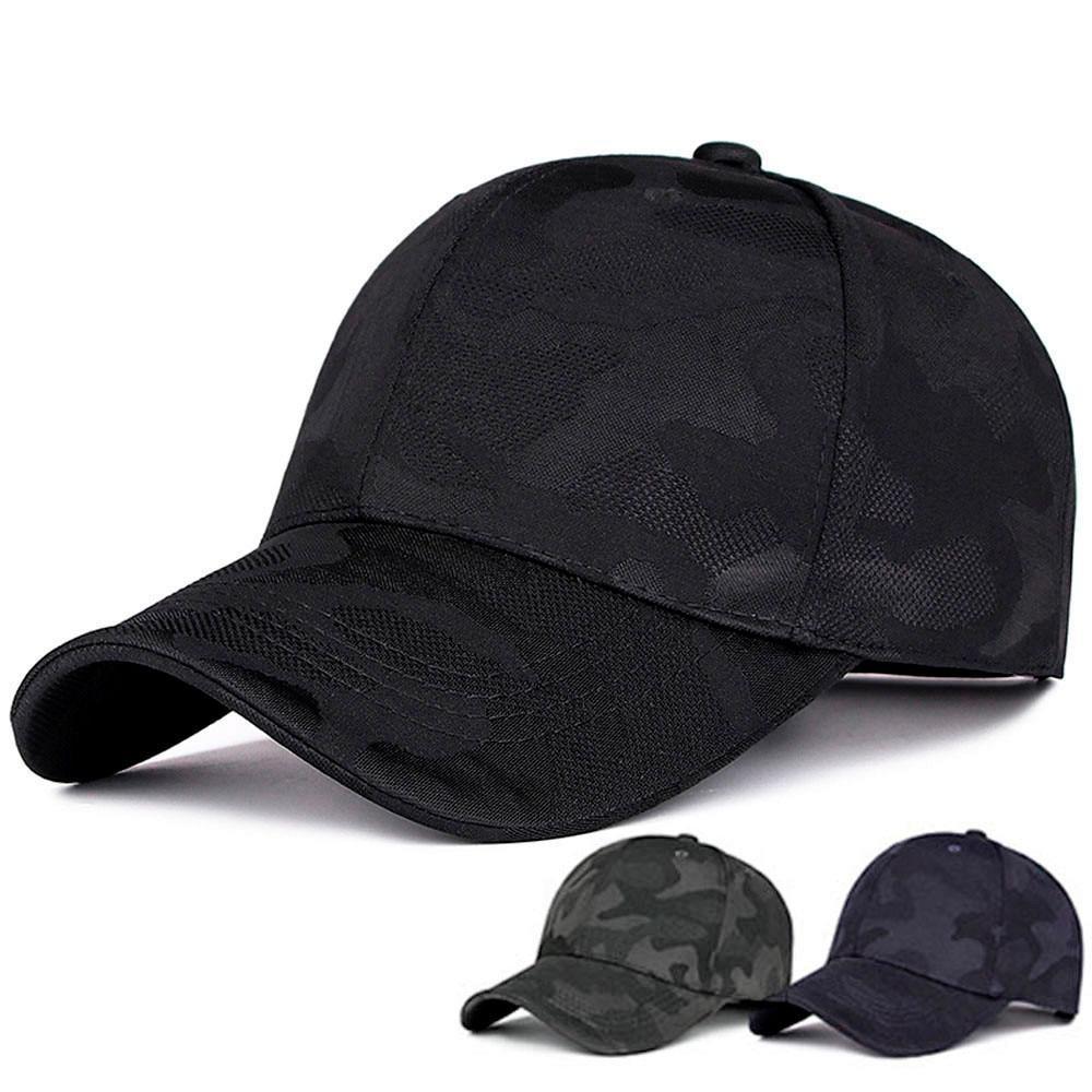 Fashion Baseball Cap Women Men Summer Cap Camouflage Baseball Caps Snapback Visor Hat Hip-Hop Adjustable Caps