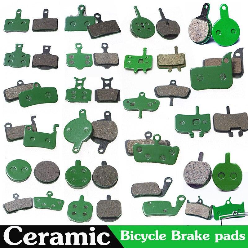 Пара керамических тормозных колодок для велосипеда, дисковых тормозных колодок, общий стиль, MTB, горные велосипедные тормозные колодки для SHIMANO M446