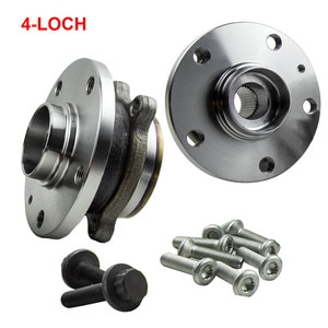 Front Hub Wheel Bearing Kit For VW Passat Golf EOS Candy Beetle CC 1T0498621 For Audi A3 8P1 8PA 8P7 2003-2013