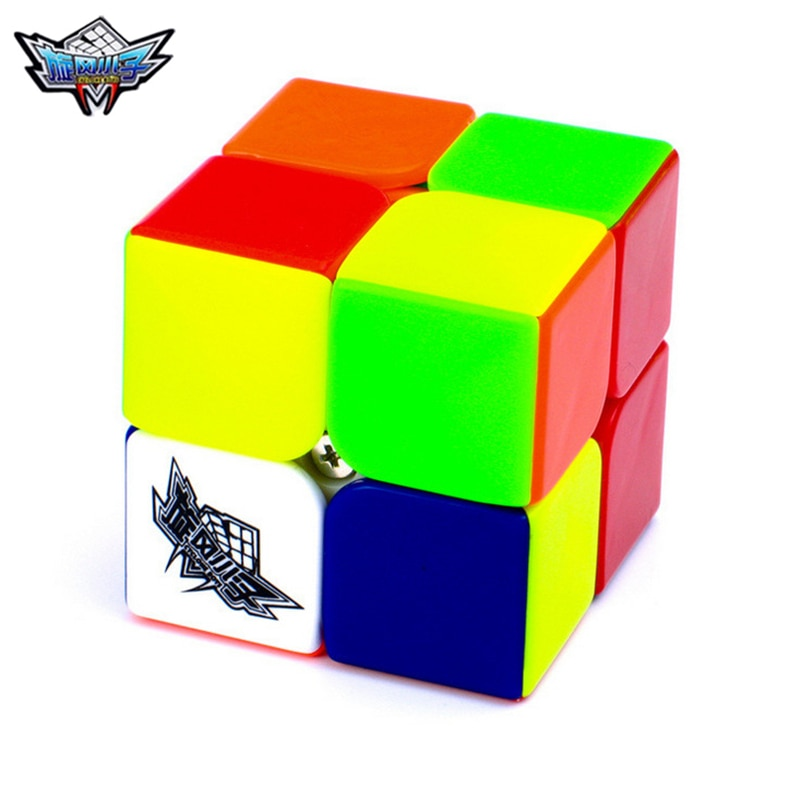aosu gts m 4 4 4 magnetic magic cubes puzzle speed cube educational toys gifts for kids children Cyclone Boys 2x2 Magic Cube Puzzle Cubes Cubo Square Puzzle Gifts Educational Toys for Children
