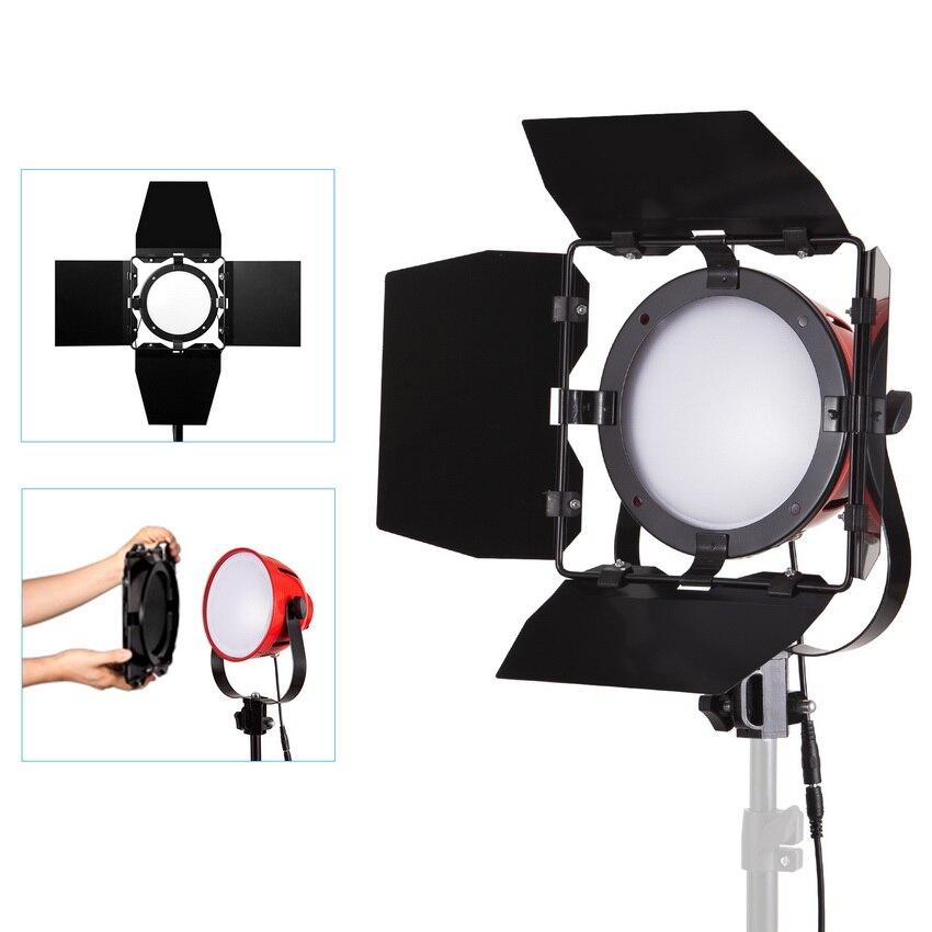 Selens ضوء أحمر الشعر مع سطوع باهتة 800 واط 220 فولت/110 فولت للتصوير استوديو الإضاءة المستمرة إضاءة الاستوديو التصوير