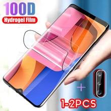 Hydrogel Film For Samsung Galaxy a20s camera Protector glass For Samsung galax A20 s samsong a 20s P