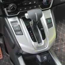 Pour Honda CRV CR-V 2017 2018 2019 panneau de changement de vitesse intérieur couvercle gauche conducteur