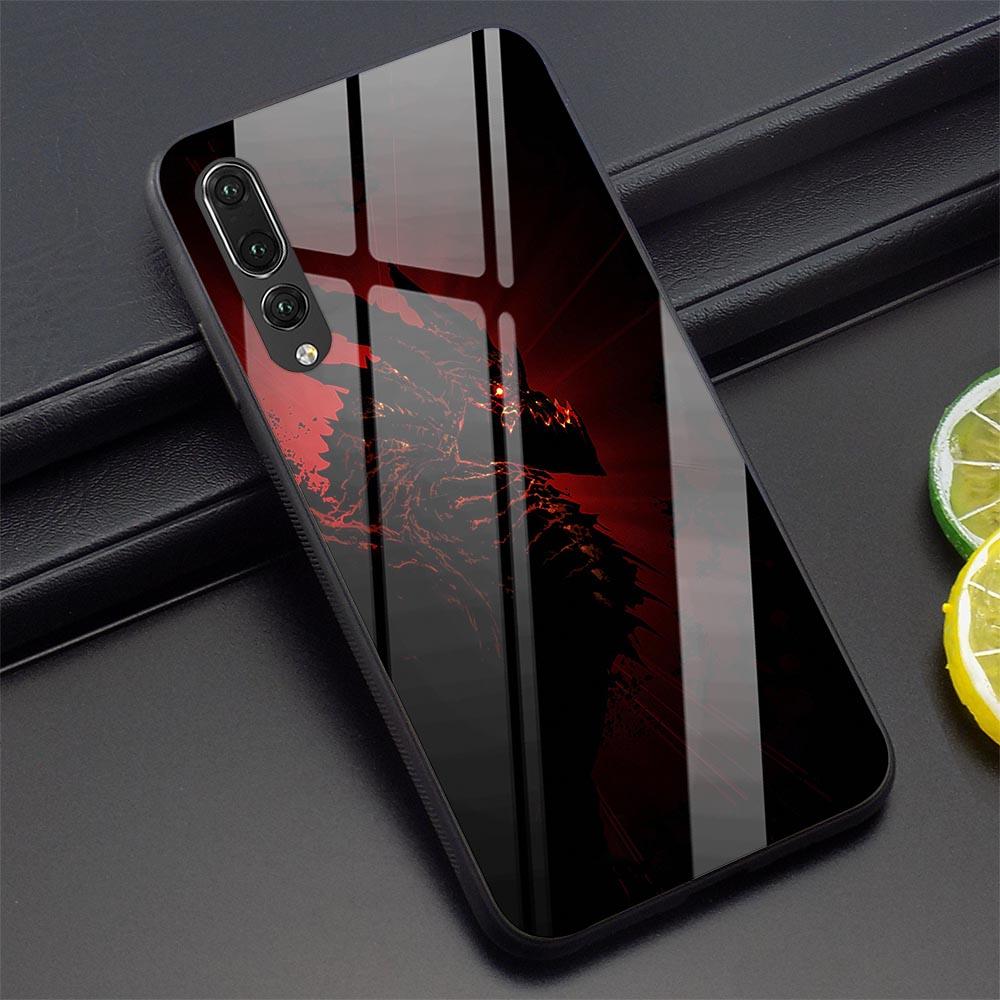 Mundo de warcraft vidro temperado telefone capa para huawei honor 10 capa para p smart mate 20 pro 7a 9 10 y6 y9 p10 p20 p30 lite