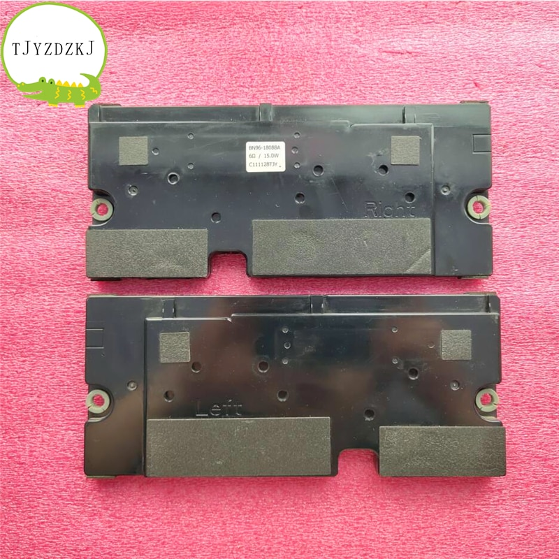 Buena prueba para Samsung Speaker BN96-18088A BN96-16796A BN96-16796B 6 ohmios 10 W/15 W UN55D6000SF UN40D6000 UE46D5700 UA55D6000