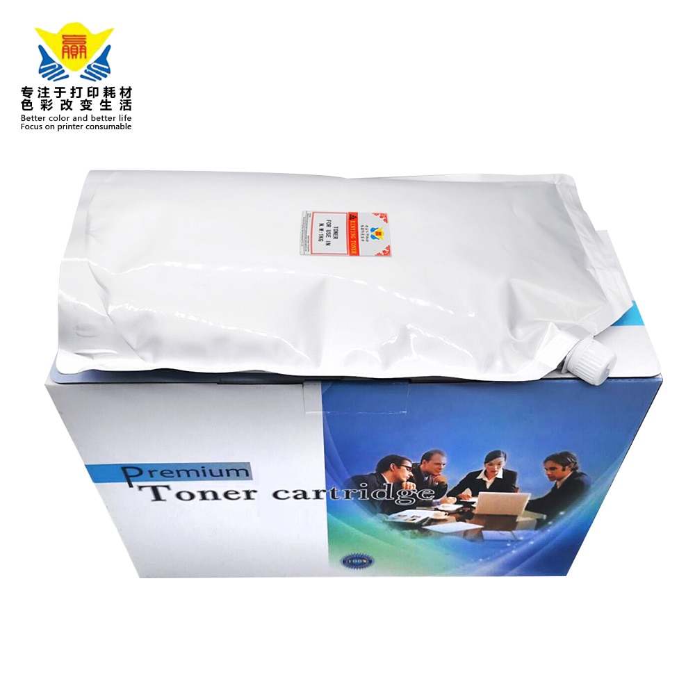 Sprzedam uniwersalny kolor wkładu tonera 1 kg/worek z torba foliowa (4 worków/partia) kompatybilny z Fuji Xeroxs C4475 C5575 C3375 C2275 kopiarki
