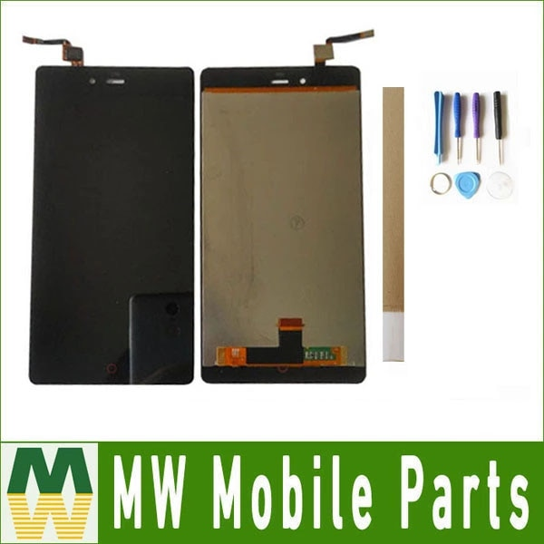 """1 ud./lote alta calidad 5,5 """"para ZTE Nubia Z9 Max NX510J NX512J pantalla LCD + MONTAJE DE digitalizador con pantalla táctil Color negro"""
