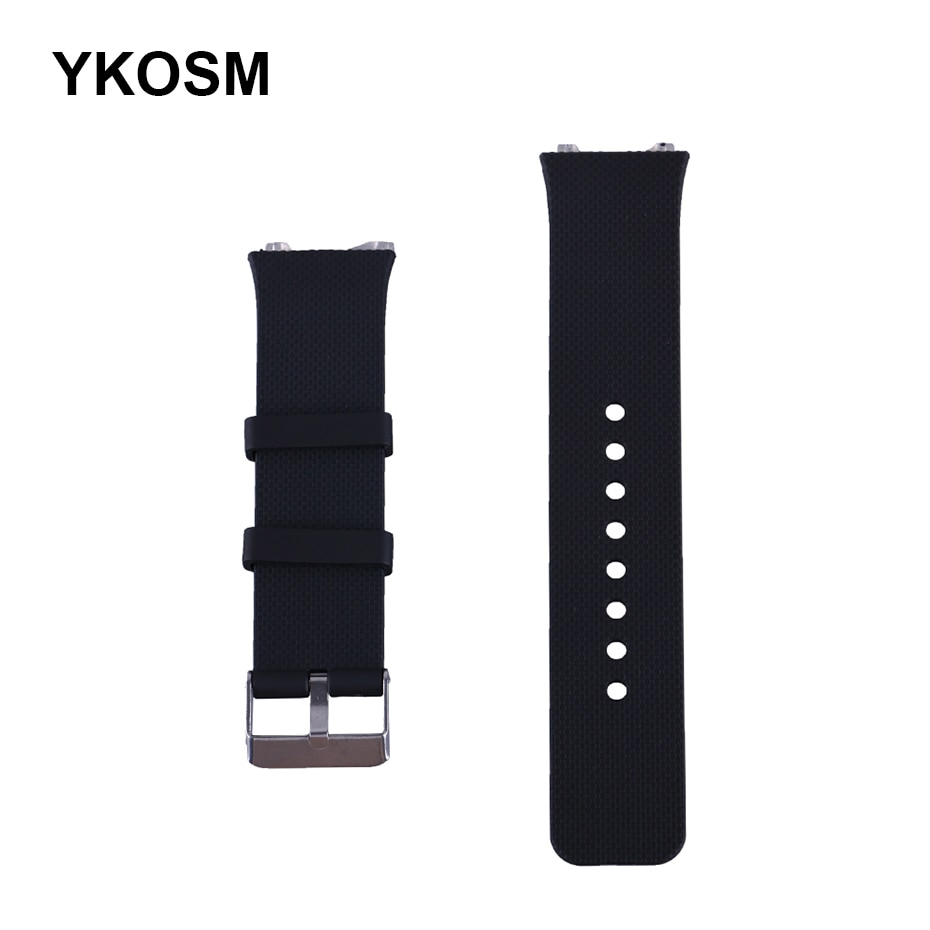 Original Watch Strap For DZ09 Smart Watch Silicone Watch Bracelet Replacement Smart Wearable Accessories