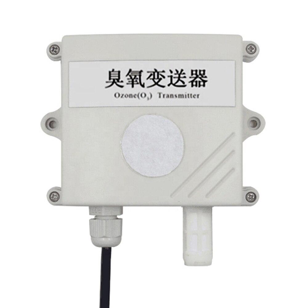 Sensor de gás do ozônio do detector o3 do ozônio do detector 0-10ppm da saída analógica digital 0-10v 0-5v 4-20ma rs485 modbus