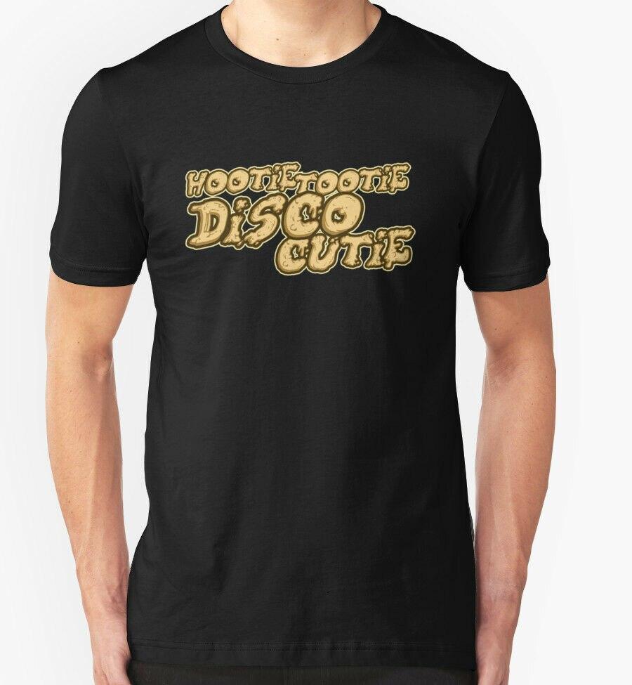 El Strangler grasiento camiseta Hootie Tootie Disco Cutie película camiseta 2019 Unisex