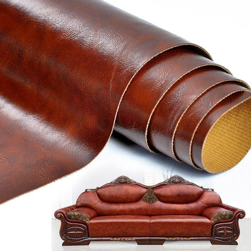 Imitación de Tela de Cuero, tapicería de Vinilo Pu, imitación de Cuero ecológico, sofá, bolsa de fútbol, Vinilo