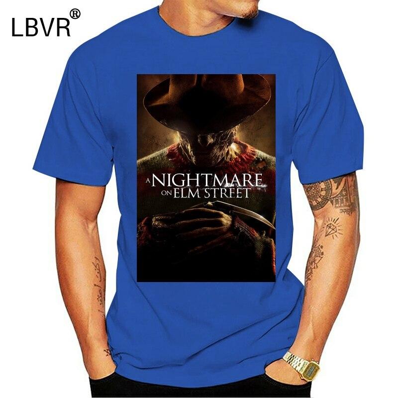 Vrijdag De 13Th Tshirt Evil Dead T-shirt De Shining T-shirt Scream T Shirts Elvira Tee Shirt Scream 11011120