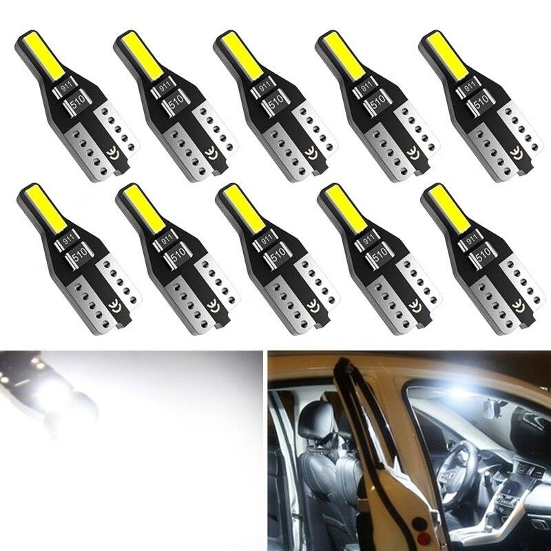 T10 W5W светодиодный свет салона автомобиля для Honda Civic 2018 Crv 2008 Fit Jazz NC750X City Accord 7 Hrv Cr-v спойлер Элемент Insight MDX