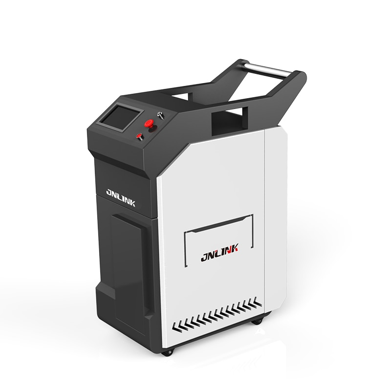 Láser de eliminación de óxido 200w 100w removedor de óxido láser de mano máquina de limpieza láser/láser limpieza de metales