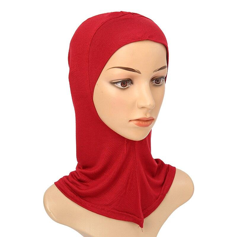 pleated hijab muslim fashion accessories hijab for women crinkle scarf chiffon headscarf for ladies solid color head wrap Headscarf For Women Solid Color Headdress Hair Scarves Muslim Head Accessories Simple Head Scarf Breathable Hijab Wrap Head Hats