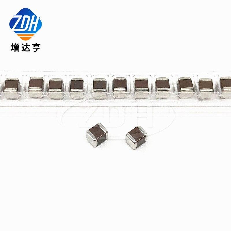 20pcs/680NF capacitor de cerâmica 3225 1210 684K 0.68UF 100V 250V X7R 10%