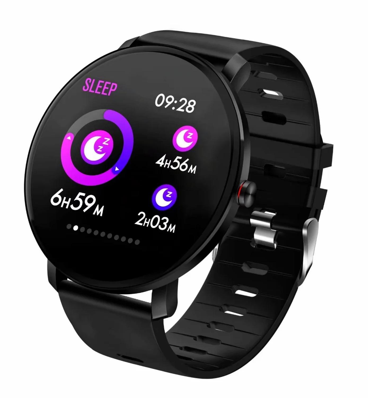 Kongfu K9 Plus Smart band Watch Bracelet Heart Rate Monitor Blood Pressure Fitness Tracker Smartwatch Wristband