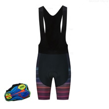 Breathable comfortablemen Anti-shock Cycling Pants Mountain Bike Cycling Trousers Anti-sweat Anti Sl