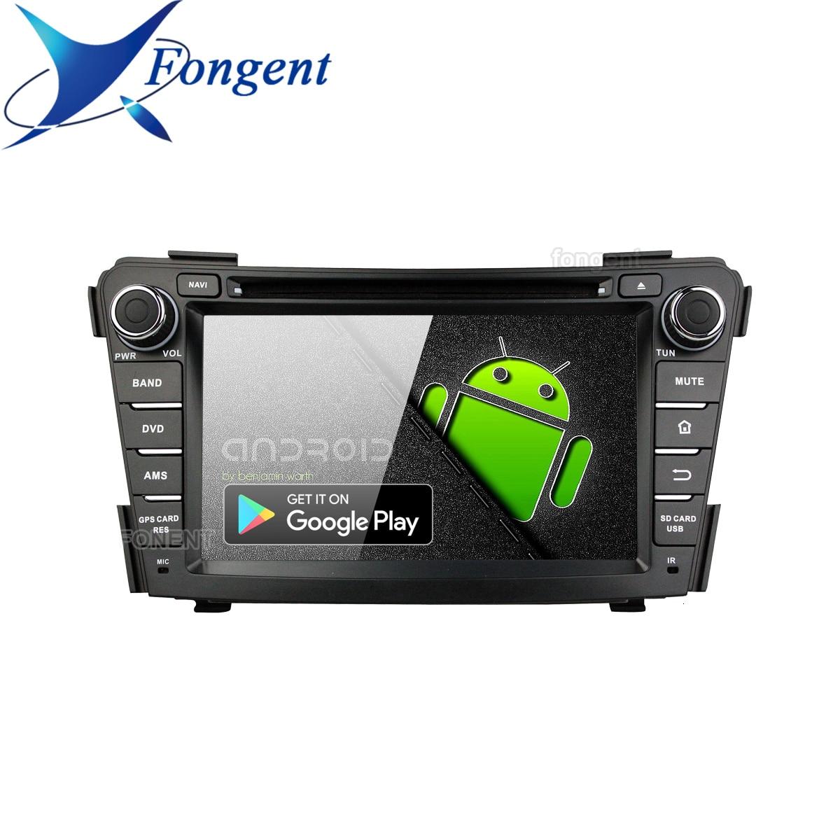 Para Hyundai I40 2011, 2012, 2013, 2014 reproductor de Dvd del coche Gps mapa Glonass Radio Rds Wifi Bluetooth 4,2 2din Android 9,0 Octa Core 64g
