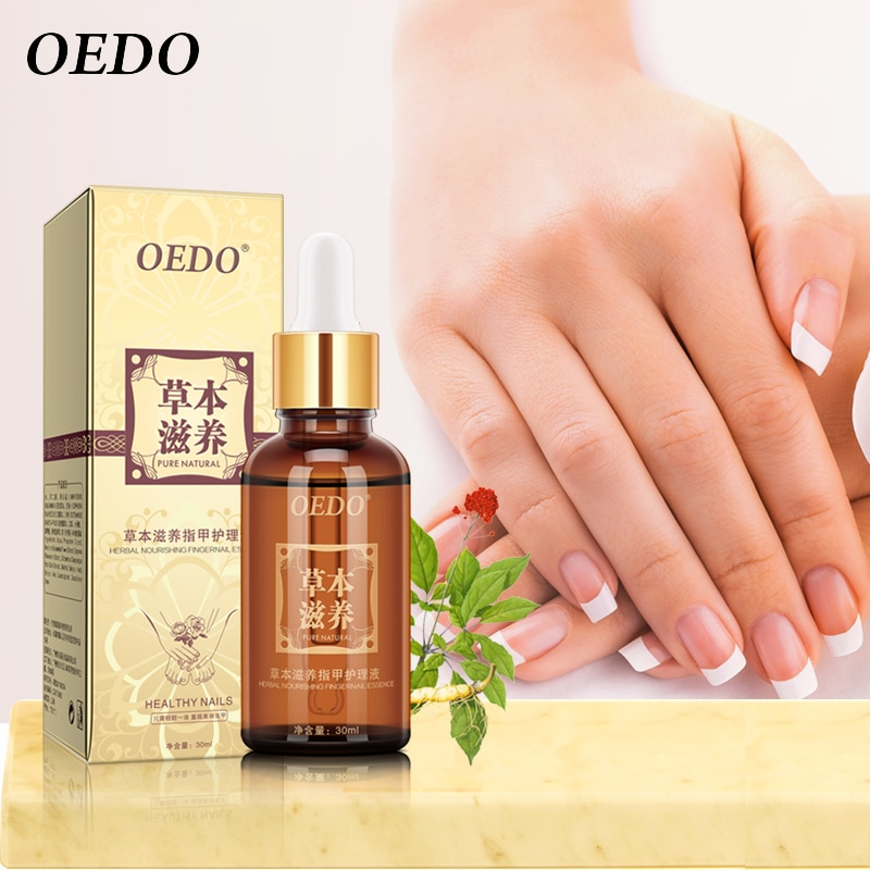 Herbal Fungal Nail Treatment Essential oil Hand and Foot Whitening Toe Nail Fungus Removal Infection