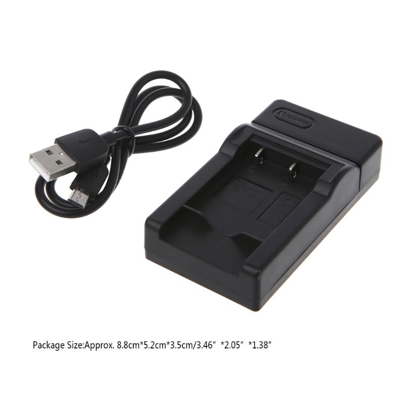 Cargador de batería para Carmera EN-EL19 S2500 S2600 S3100 S3300 S4100 S3300 batería