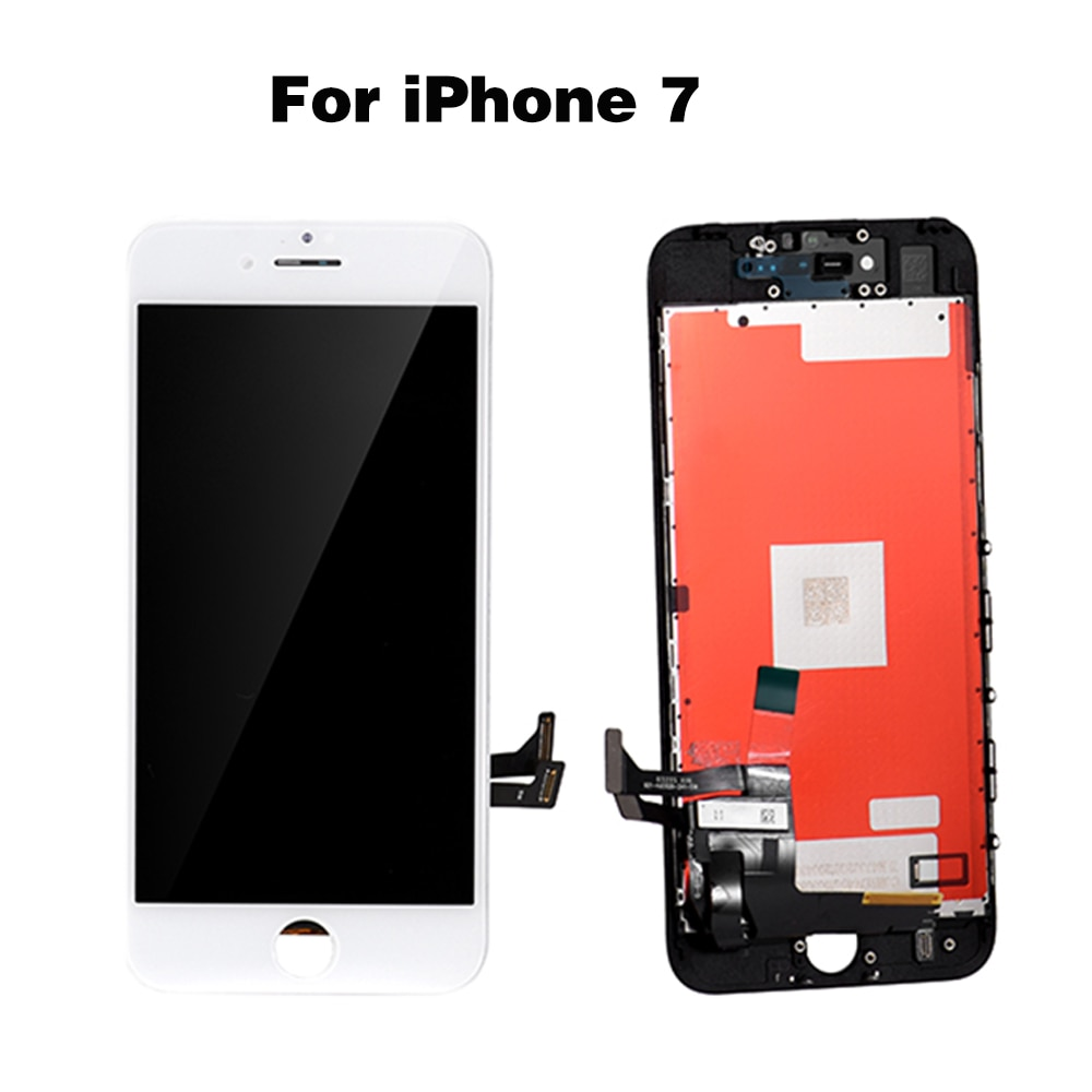 LCD Display For iphone 6 lcd 7 8 6S Plus Touch Screen Replacement For iPhone 5 5S SE No Dead Pixel+Tempered+TPU+Tools enlarge